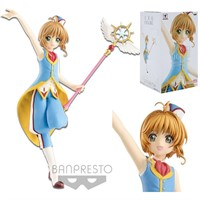 BANPRESTO SAKURA CARD CAPTOR CLEAR CARD EXQ